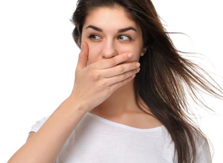 How to avoid bad breath