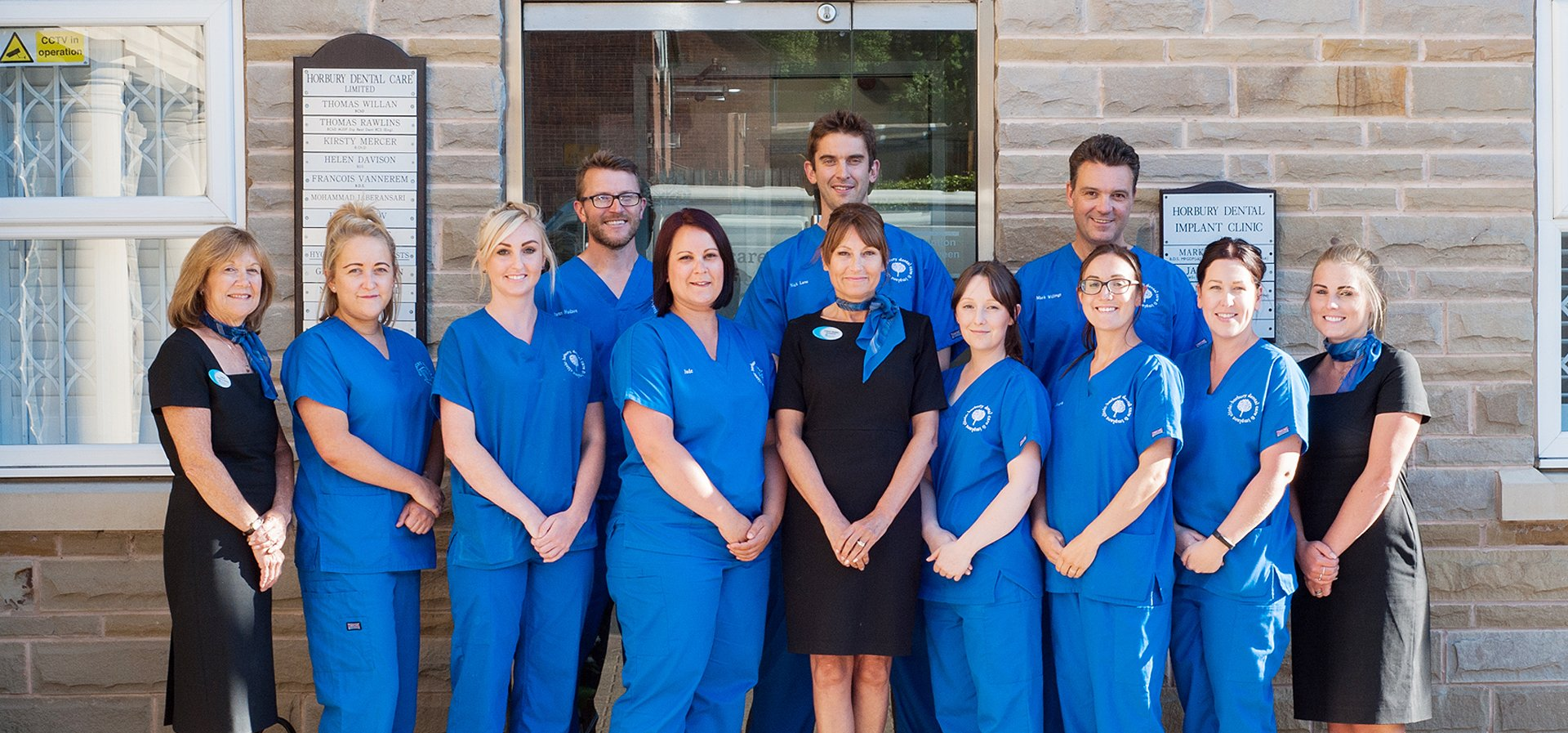 Welcome to Horbury Dental Care Our family dental practice